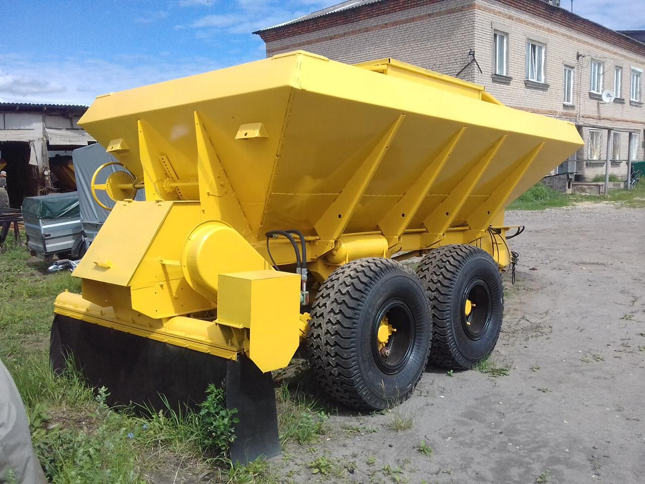 Цементовоз КАМАЗ Прицеп-роспуск 900901*