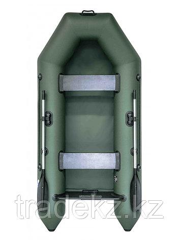 Лодка ПВХ RUSH 2800 ЗЕЛЕНЫЙ, фото 2