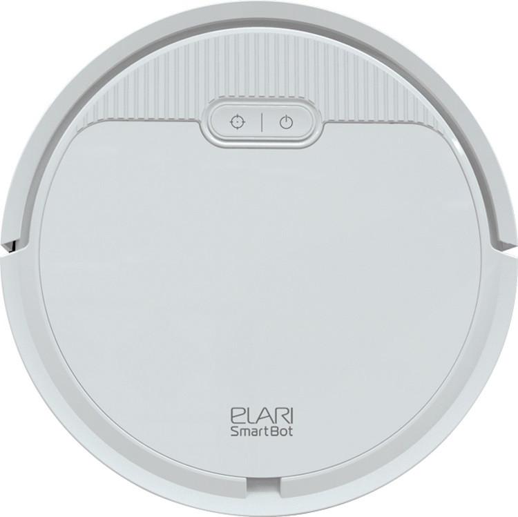 Пылесос-робот Elari SmartBot белый/черный
