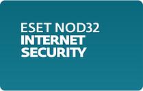 Антивирус ESET NOD32 Internet Security лицензия на 1 год на 5 ПК, продление
