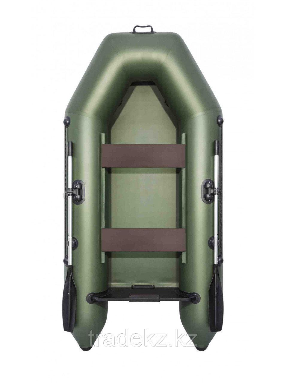 Лодка ПВХ АКВА 2600 зеленый