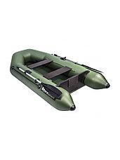 Лодка ПВХ АКВА 2600 зеленый, фото 2