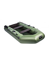 Лодка ПВХ АКВА 2600 зеленый, фото 3