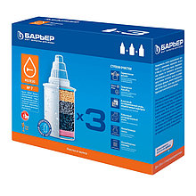 Набор кассет Барьер-7 Железо  (3 шт.) ресурс 350 л
