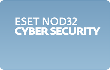 Антивирус ESET NOD32 Cyber Security лицензия на 1 год на 1 Mac, продление