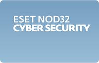 Антивирус ESET NOD32 Cyber Security лицензия на 1 год на 1 Mac