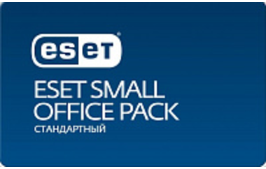 Антивирус для бизнеса ESET Small Office Pack Стандартный