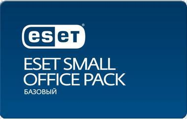 Антивирус для бизнеса ESET NOD32 Small Office Pack Базовый