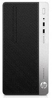 Компьютер HP ProDesk 400 G6 MT/ Core i5-9500/ 8GB/ 256GB SSD/ DVD-WR/ Win10Pro/ Black (7EL75EA#ACB)