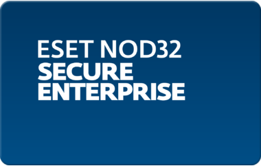 Антивирус для бизнеса ESET NOD32 Secure Enterprise