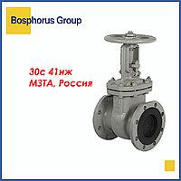 Задвижка стальная Ду 100 Ру 16 (Россия, МЗТА) 30с41нж