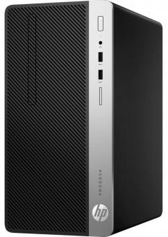 Компьютер HP ProDesk 400 G6 MT (8BY22EA), Intel Core i5 9500/ 8 GB/ 256 GB SSD/ DVD+/-RW/ DOS