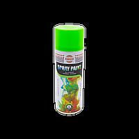 Аэрозольная краска Зеленый (салатовый) ASMACO 400 мл