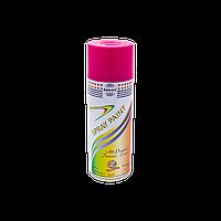 Флуоресцентная аэрозольная краска Magenta Фуксия ASMACO 400 мл
