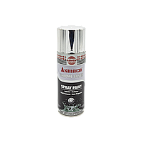 Аэрозольная краска хромированное Серебро ASMACO 400 мл