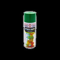 Флуоресцентная аэрозольная краска Зеленый ASMACO 400 мл