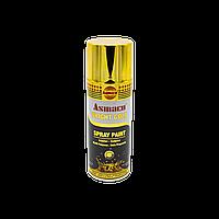 Аэрозольная краска Золото ASMACO 400 мл