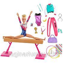 Игровой набор Барби Гимнастика Barbie GJM72