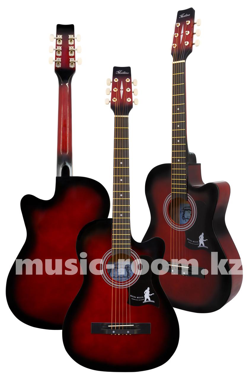 Гитара акустическая Madina 38С RDS