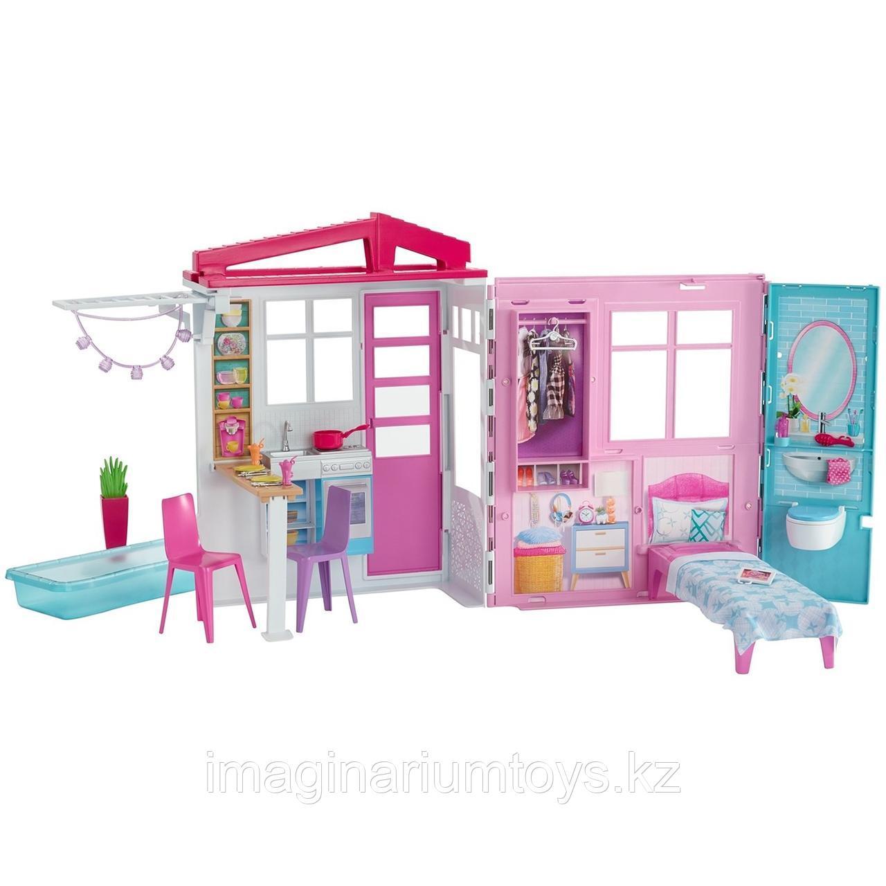Barbie кукольный дом Барби FXG54