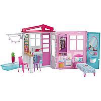 Barbie кукольный дом Барби FXG54, фото 1