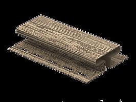Н-планка Ель АЛЬПИЙСКАЯ Timberblock, Длина 3050 мм