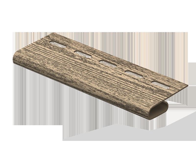 Финишная планка Ель АЛЬПИЙСКАЯ Timberblock, Длина 3050 мм (Завершающая планка )