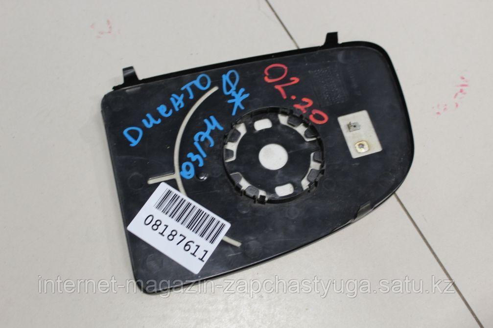 71716698 Зеркальный элемент левый для Fiat Ducato 250 2006- Б/У - фото 2