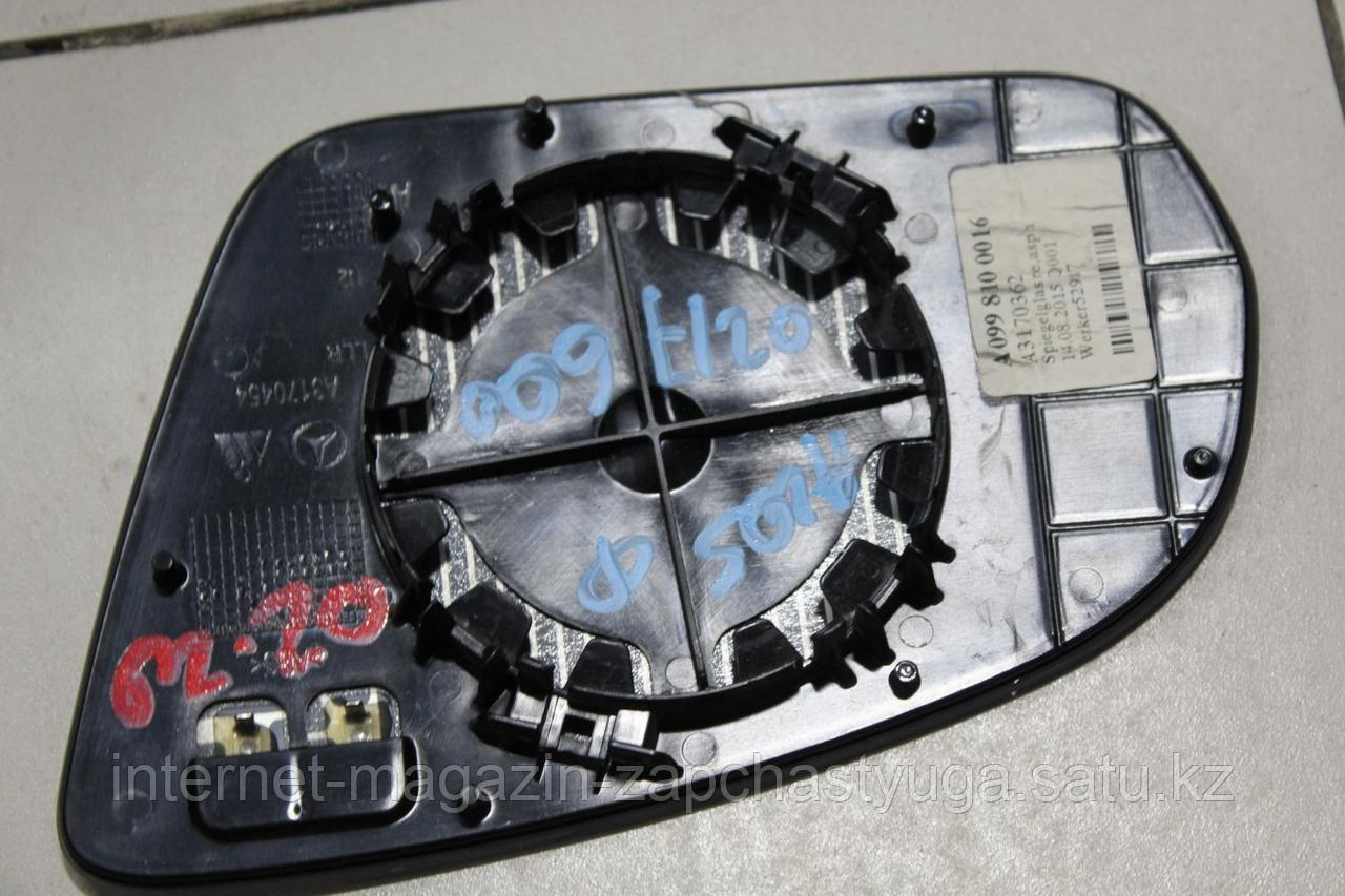 A0998100016 Зеркальный элемент правый для Mercedes S-klasse W222 2013-2020 Б/У - фото 3