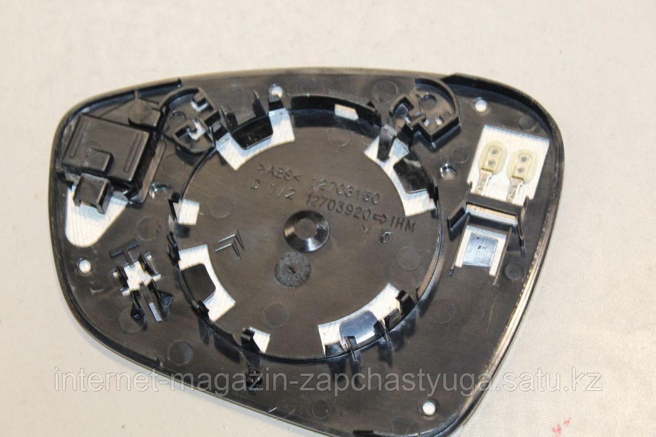 8151RQ Зеркальный элемент правый для Citroen C4 2010- Б/У - фото 2