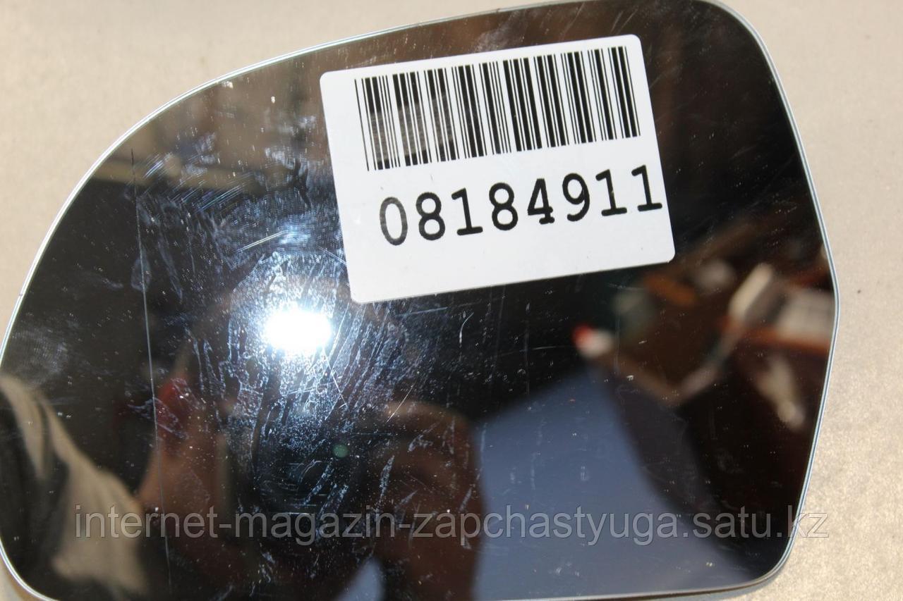 8U0857535E Зеркальный элемент левый для Audi Q3 8U 2012-2018 Б/У - фото 1