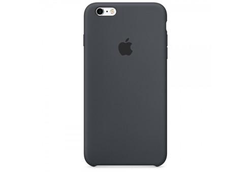 Оригинальный чехол Apple для IPhone 6s Silicone Case - Charcoal Gray
