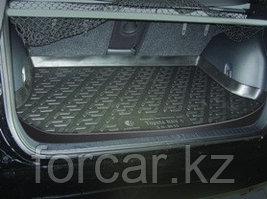 Коврик в багажник Toyota RAV4 5 doors (00-05) (полимерный) L.Locker