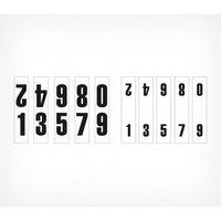 Комлект блокнотов для ценникодержателя-кассеты цен vista А5, цвет чёрно-белый