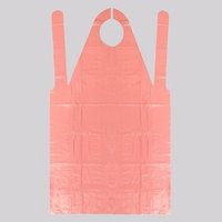 Фартук для мастера, 80 x 120 см, фасовка 10 шт, цвет розовый (комплект из 10 шт.)