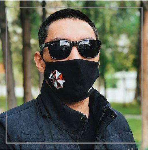 Дерзкая коллекция — лицевая маска