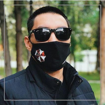 Дерзкая коллекция — лицевая маска, фото 2