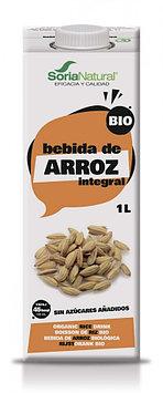 """Напиток из коричневого риса """"Organic"""" Soria 1л"""