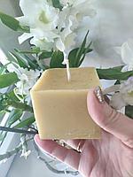 Свеча из натурального пчелиного воска.Медовая свеча., фото 1