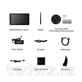 Графический планшет Huion Kamvas Pro 22 (GT2201), фото 2
