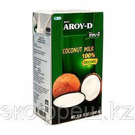 Кокосовое молоко Aroy-D 60%, 1л
