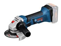 Bosch Аккумуляторная угловая шлифмашина GWS 18-125 V-LI