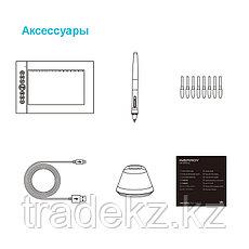 Графический планшет Huion H610Pro V2 + перчатка, фото 3