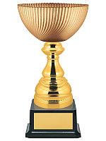 Кубок со стеклянной чашей - KM2605