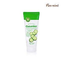Puremind Premium Cucumber So Fresh Cleansing Foam Пенка для Умывания с экстрактом Огурца 100 гр.