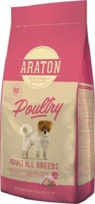 Корм Araton Adult Mini & Medium для взрослых собак маленьких и средних пород - 15 кг