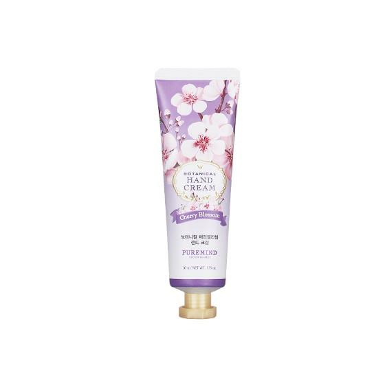 "Puremind Botanical Cherry Blossom Hand Cream Крем для рук ""Цветок Вишни"" 50гр."