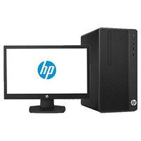 "Компьютер с монитором HP Bundle 290 G3 MT/ Core i3-9100/ 4GB/ 500GB/ DVD-RW/ Win10Pro + HP V214 20.7"" FHD (9DP"