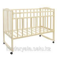 Детская кроватка ВДК Magico (колесо-качалка)