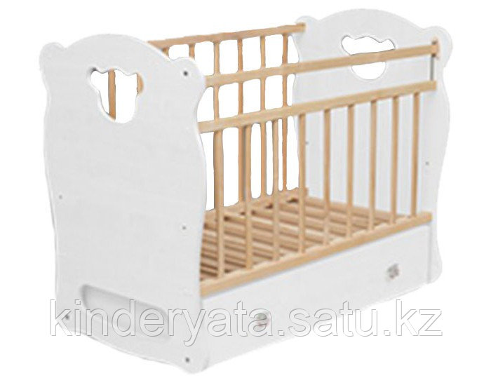 Детская кроватка ВДК Orso (поперечный маятник)